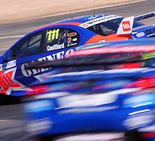 V8 Blur by fotosports