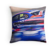 V8 Blur Throw Pillow