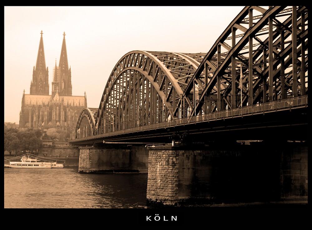 Cologne Germany Köln by lukelorimer