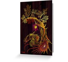 Tree of Knowledge Greeting Card