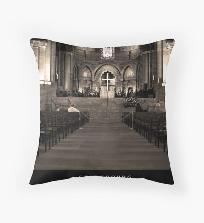 Strasbourg, France Throw Pillow