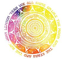 Yeah We All Shine On by Nalin Solis