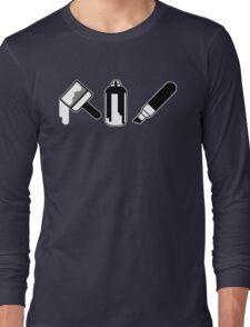 3 toys  Long Sleeve T-Shirt