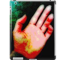 "PHOTO of hand, ""helping hand"" iPad Case/Skin"