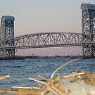 NY BRIDGE by Jacker