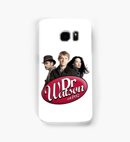 Dr Watson - 3 Representations Samsung Galaxy Case/Skin