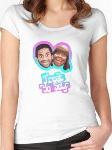 Treat Yo Self Women's Fitted Scoop T-Shirt