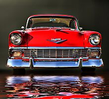 56 Chevy by George Lenz