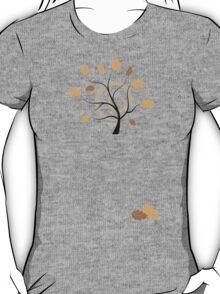 Orange autumn T-Shirt