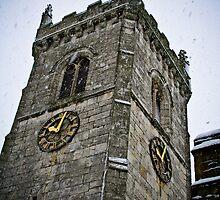 Church Tower by Jonathon Wilson