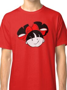 Tullulah with red ribbons Classic T-Shirt