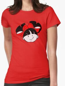 Tullulah with red ribbons T-Shirt