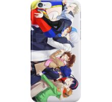 Persona 4 Best Friends iPhone Case/Skin