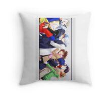 Persona 4 Best Friends Throw Pillow
