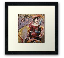 Reviving Ophelia Framed Print