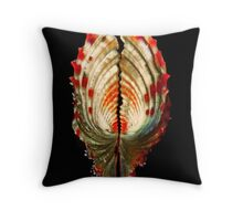 tridacna Throw Pillow