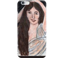 Femme Fatale-Evelyn Nesbit iPhone Case/Skin
