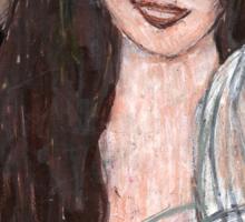 Femme Fatale-Evelyn Nesbit Sticker