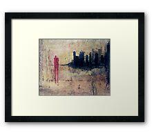 Soul People Framed Print