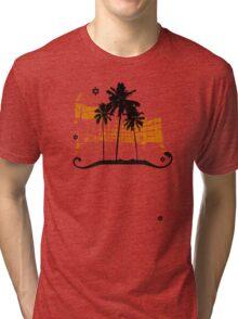 Summer holiday Tri-blend T-Shirt