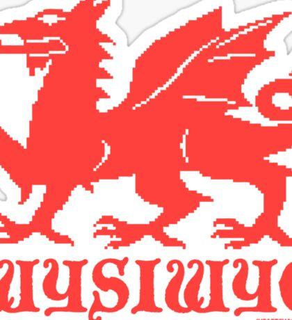 WYSIWYG Dragon Sticker