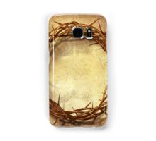 Jesus God Christianity Religion Crucifiction Crown of Thorns Samsung Galaxy Case/Skin