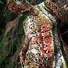 snake woman by ARTistCyberello