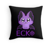 East Coast Kpop Outlet Gear - BLACK Throw Pillow