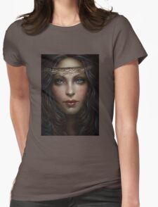 Succumber Womens Fitted T-Shirt