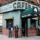 STORE FRONT: The Disappearing Face Of New York: REYNOLD'S Bar by James and Karla Murray