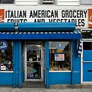 STORE FRONT: The Disappearing Face Of New York: ITALIAN AMERICAN GROCERY by James and Karla Murray