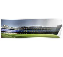 Nou Camp Panorama Poster