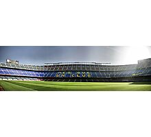 Nou Camp Panorama Photographic Print