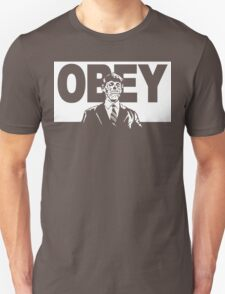 They Live Obey Rowdy Roddy Piper Cult Funny Geek Nerd T-Shirt