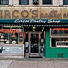 STORE FRONT: The Disappearing Face Of New York: CIRCO'S Pastry Shop by James and Karla Murray