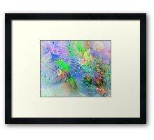 Mysteries of Life Framed Print