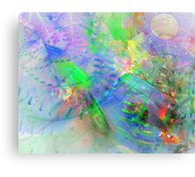 Mysteries of Life Canvas Print