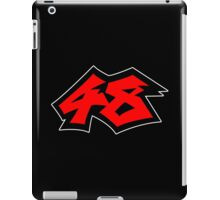 Tomizawa Tribute Motorcycle Funny Geek Nerd iPad Case/Skin
