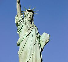Statue of Liberty by Stephen Balson