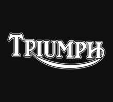 Triumph La Moda Funny Geek Nerd by utomo