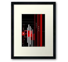 Eutectic System... Framed Print