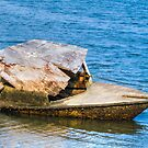 Old Wreck by Kenneth Keifer