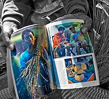 Gullah Tradition II by Wendy Mogul