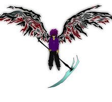 Dark angel by Maniai