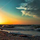 Sunrise at Sanibel by Luca Renoldi