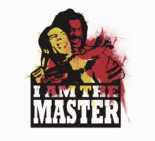 I AM THE MASTER One Piece - Short Sleeve
