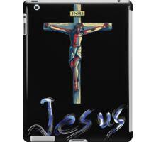 Jesus Christianity Religion Crucifiction iPad Case/Skin