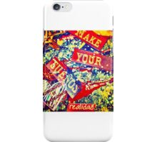 #ChingonaFest Dreams & Reality by Pauline Campos iPhone Case/Skin