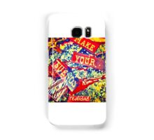 #ChingonaFest Dreams & Reality by Pauline Campos Samsung Galaxy Case/Skin