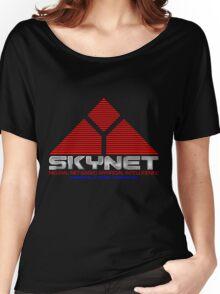 Skynet Women's Relaxed Fit T-Shirt
